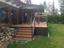 A recent general contractor job in the area